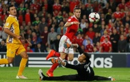 Vòng loại World Cup 2018: Xứ Wales 4-0 Moldova