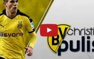Tài năng đặc biệt của Christian Pulisic (Dortmund)