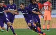 Badelj lập siêu phẩm, Fiorentina vượt qua Roma
