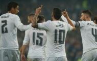 Kẻ đóng thế tỏa sáng, Real thắng nhàn Espanyol