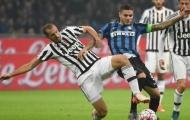 Rũ bỏ vận đen, Inter khiến Juventus nhận trái đắng