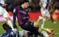 Eric Bailly từng chặn đứng Messi, Ronaldo như thế nào?
