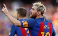 Barca chiêu mộ Messi nhờ một quả… cam
