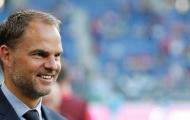 Góc Inter Milan: Hồi sinh nhờ ông thầy Boer