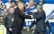 20 năm cầm quyền ở Arsenal, Wenger đã đụng độ bao nhiêu chiến lược gia Chelsea?