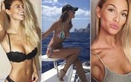 Cặp kè cựu Hoa hậu, Ronaldo bị 'đánh ghen'