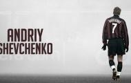 Andriy Shevchenko từng bá đạo thế nào tại AC MIlan?