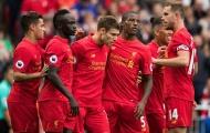 Có lợi thế sớm, Liverpool hủy diệt Hull City trên thánh địa Anfield