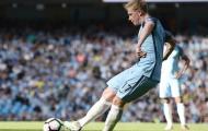 Man City dẫn đầu Ngoại hạng Anh về số đường chuyền thành công
