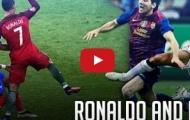 Những lần bị phạm lỗi kinh hoàng của Cristiano Ronaldo và Lionel Messi