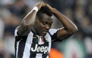 Khả năng bao sân của Kwadwo Asamoah (Juventus)