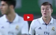 Màn trình diễn của Toni Kroos vs Las Palmas