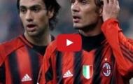 Nghệ thuật phòng ngự của Paolo Maldini và Nesta