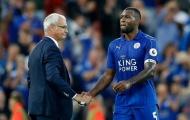 Ranieri lo lắng về hàng thủ Leicester City