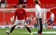 'Wayne Rooney đã hết thời'