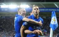 Chùm ảnh: Leicester vẫn chưa bị 'giải mã' tại Champions League