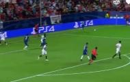 Sevilla 1 - 0 Lyon (vòng bảng Champions League)