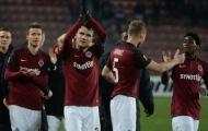 Sparta Praha 3 - 1 Inter Milan (vòng bảng Europa League)