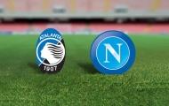 02h00 ngày 02/10, Atalanta vs Napoli: Atalanta khó cản đại diện thành Naples