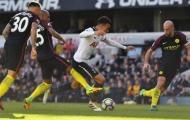 Đánh bại Man City, sao Tottenham tỏ ra phấn khích