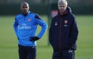 Người cũ của Arsenal đề cử Henry thay Wenger