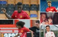 Top 10 'măng non' có cơ hội thăng tiến lên đội một Man Utd