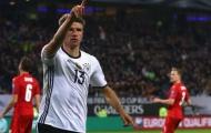 Mueller muốn dội 'mưa bàn thắng' vào lưới CH Czech