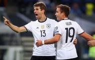 Thomas Muller tỏa sáng, Đức thắng nhẹ CH Czech trên sân nhà