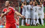 Bale ghi bàn, xứ Wales vẫn phải chia điểm với Gruzia