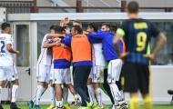 Inter Milan đã 'lộ hàng'