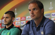 Inter thua hai trận liền: Sao thế De Boer?