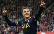 Thống kê: Dele Alli ghi bàn, kiến tạo giỏi hơn Gerrard, Lampard