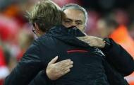 Mourinho và Klopp hết lời khen ngợi trọng tài