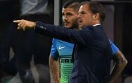 De Boer 'khó chịu' với scandal của Icardi