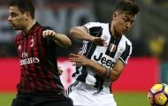 Thua Milan, Juventus nhận ngay thống kê đáng quên