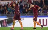 Thắng 'nhẹ' Palermo, AS Roma phả hơi nóng vào Juventus
