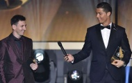 Giá trị thương hiệu Ronaldo cao hơn Messi