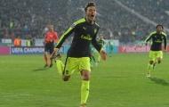 ĐHTB loạt trận thứ 4 Champions League: Ngả mũ trước Oezil