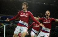 Sai lầm phút cuối, Man City 'mất trắng' 2 điểm trước Middlesbrough