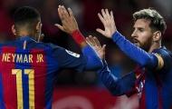 Góc HLV Nguyễn Văn Sỹ: Messi dùng tiểu xảo giúp Barca chiến thắng