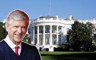 Cử tri Mỹ bầu Wenger làm tổng thống Mỹ