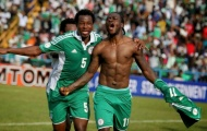 Dàn sao Ngoại hạng Anh giúp Nigeria đánh bại Algeria