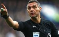 Nóng: Công bố trọng tài cầm còi trận M.U - Arsenal