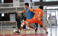 ĐT futsal Việt Nam đối đầu ĐT futsal Trung Quốc tại giải Tứ hùng