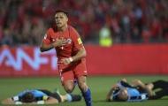 Điểm tin chiều 16/11: Sanchez vào lịch sử Chile, Vidal quyết bám trụ Barca