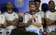 Messi tẩy chay truyền thông, vì đâu nên nỗi?
