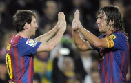 Messi xuất sắc nhất lịch sử bóng đá