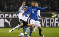 Thử nghiệm đội hình, Italia hòa nhạt nhẽo với Đức