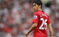 Xem lại tất cả những bàn thắng của Kagawa ghi cho Man Utd