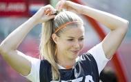Gương mặt khả ái nàng tuyển thủ quốc gia tuyển Hà Lan